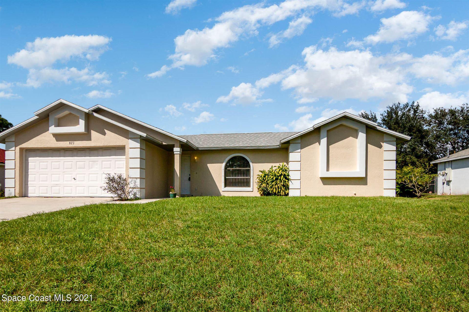 973 Banks Street, Palm Bay, FL 32907 - #: 916188