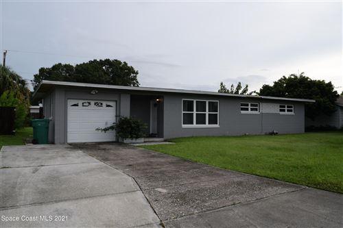 Photo of 1206 Myrtle Lane, Cocoa, FL 32922 (MLS # 912189)