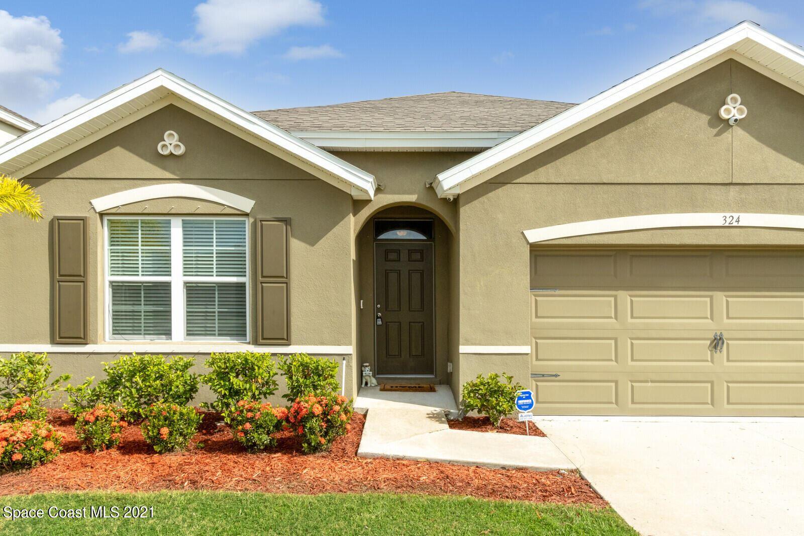 324 Moray Drive, Palm Bay, FL 32908 - #: 916189