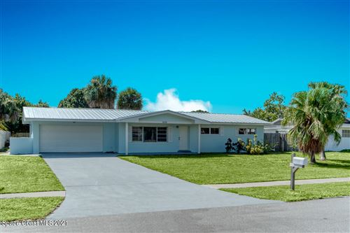 Photo of 1215 Pinetree Drive, Indian Harbour Beach, FL 32937 (MLS # 911192)