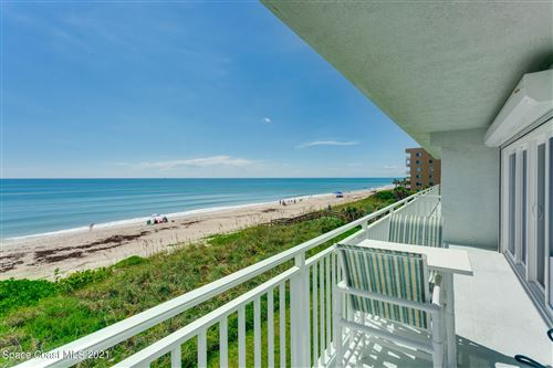 Photo of 1965 Highway A1a #304, Indian Harbour Beach, FL 32937 (MLS # 912192)
