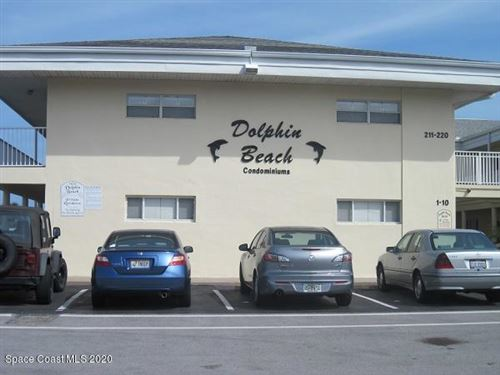 Photo of 3820 Ocean Beach Boulevard #238, Cocoa Beach, FL 32931 (MLS # 882201)
