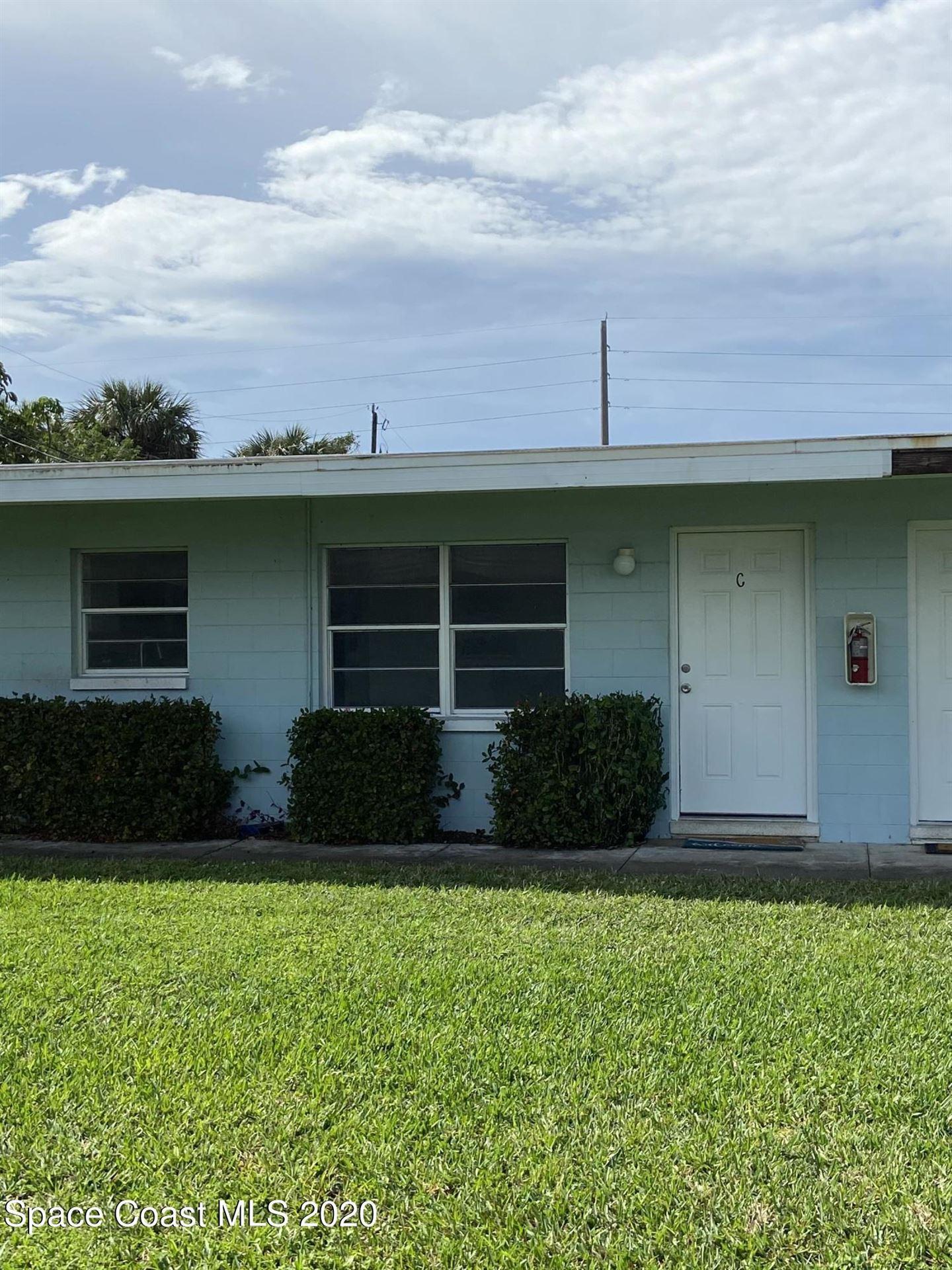 Photo for 127 Roosevelt Avenue #C, Cocoa Beach, FL 32931 (MLS # 897204)