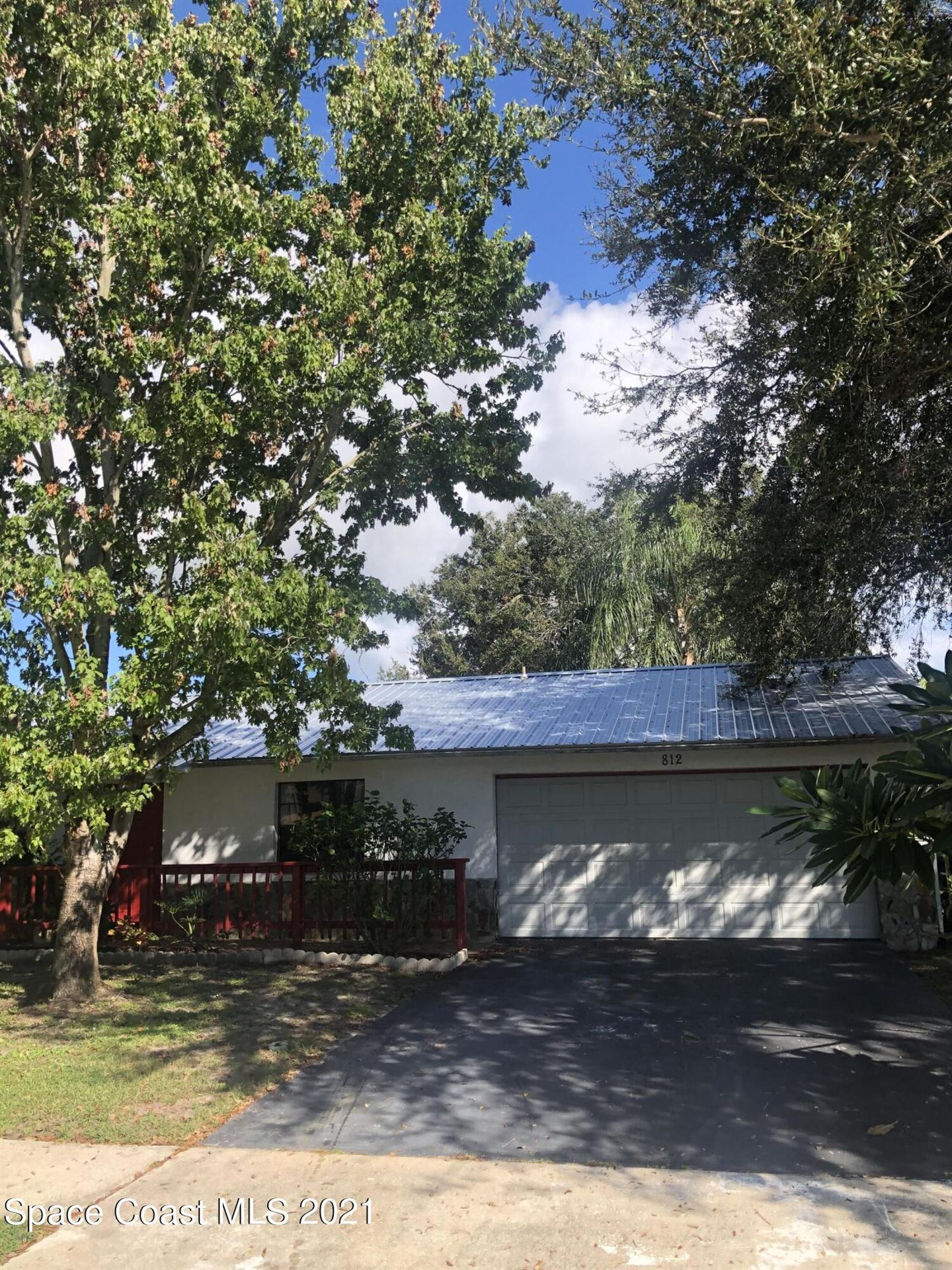 812 Jasmine Drive, Rockledge, FL 32955 - #: 918204