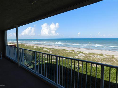Photo of 55 N 4th Street #604, Cocoa Beach, FL 32931 (MLS # 881206)