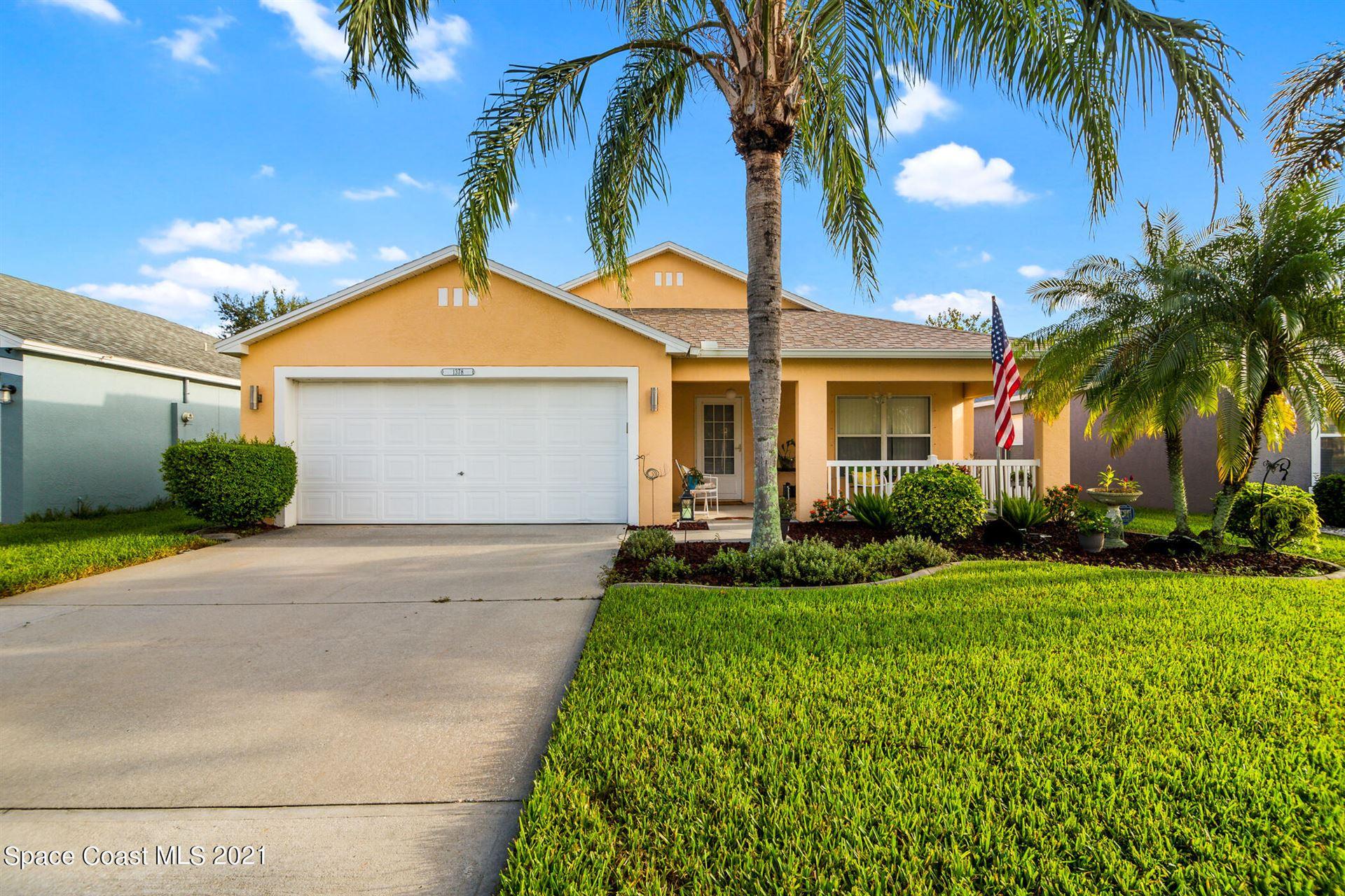 1378 Auburn Lakes Drive, Rockledge, FL 32955 - #: 916206