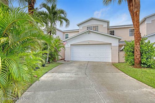 Photo of 46 Smith Court, Satellite Beach, FL 32937 (MLS # 853208)