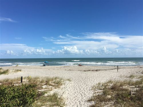 Photo of 7400 Ridgewood Avenue #114, Cape Canaveral, FL 32920 (MLS # 889208)
