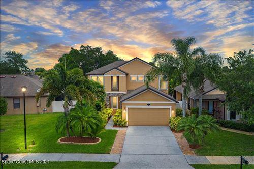 Photo of 2573 Glenridge Circle, Merritt Island, FL 32953 (MLS # 904211)