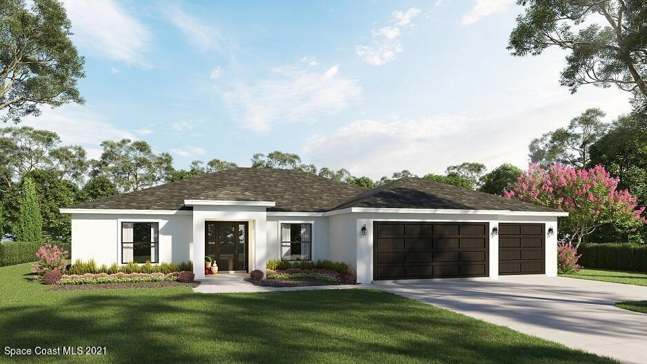 930 Hammacher Avenue, Palm Bay, FL 32908 - #: 913211