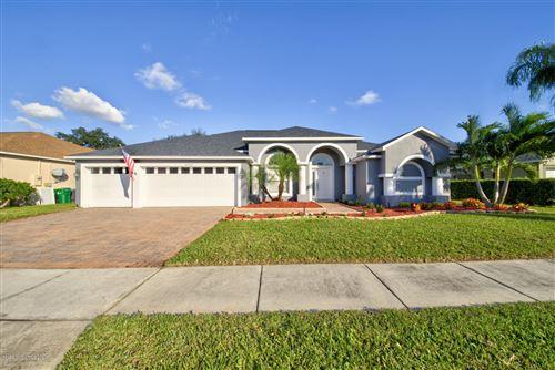 Photo of 3759 Sunward Drive, Merritt Island, FL 32953 (MLS # 891213)