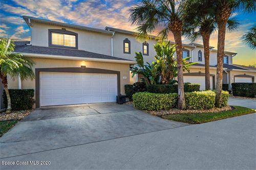 Photo of 117 Majestic Bay Avenue, Cape Canaveral, FL 32920 (MLS # 896214)