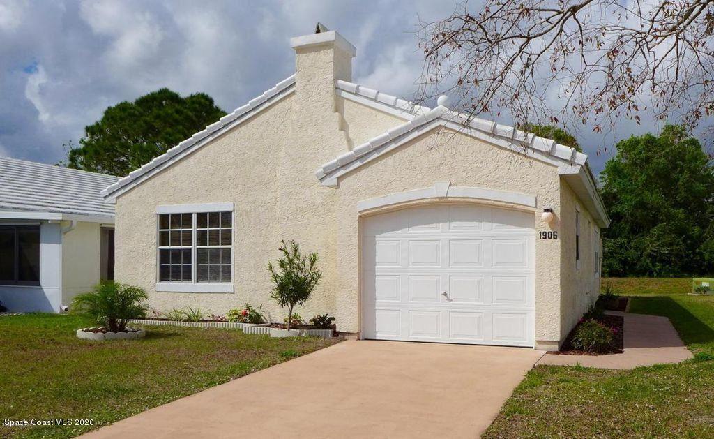 1906 Elderberry Court, Palm Bay, FL 32905 - #: 882215