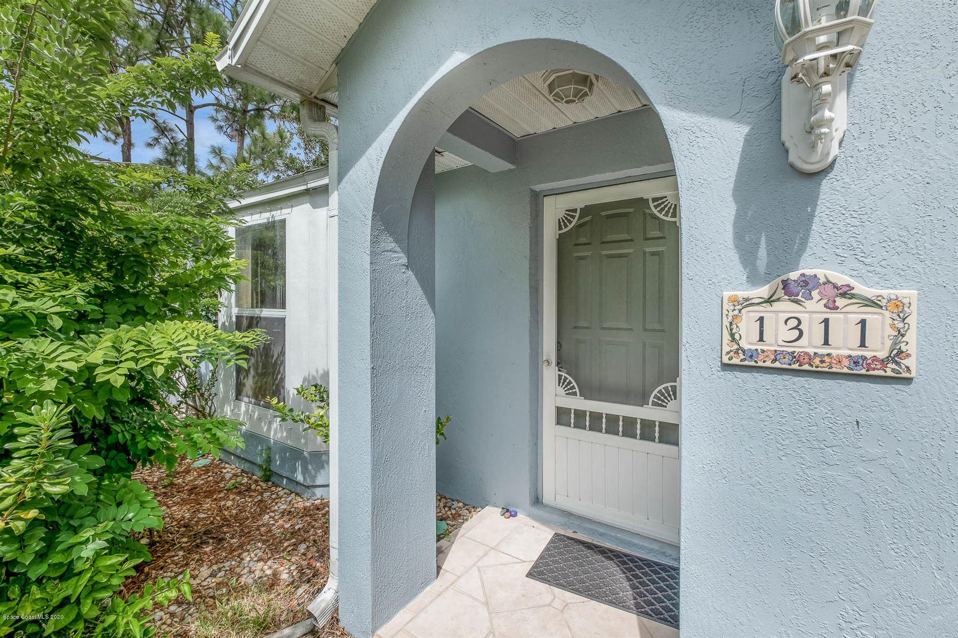 1311 Schneider Street, Palm Bay, FL 32908 - #: 886216