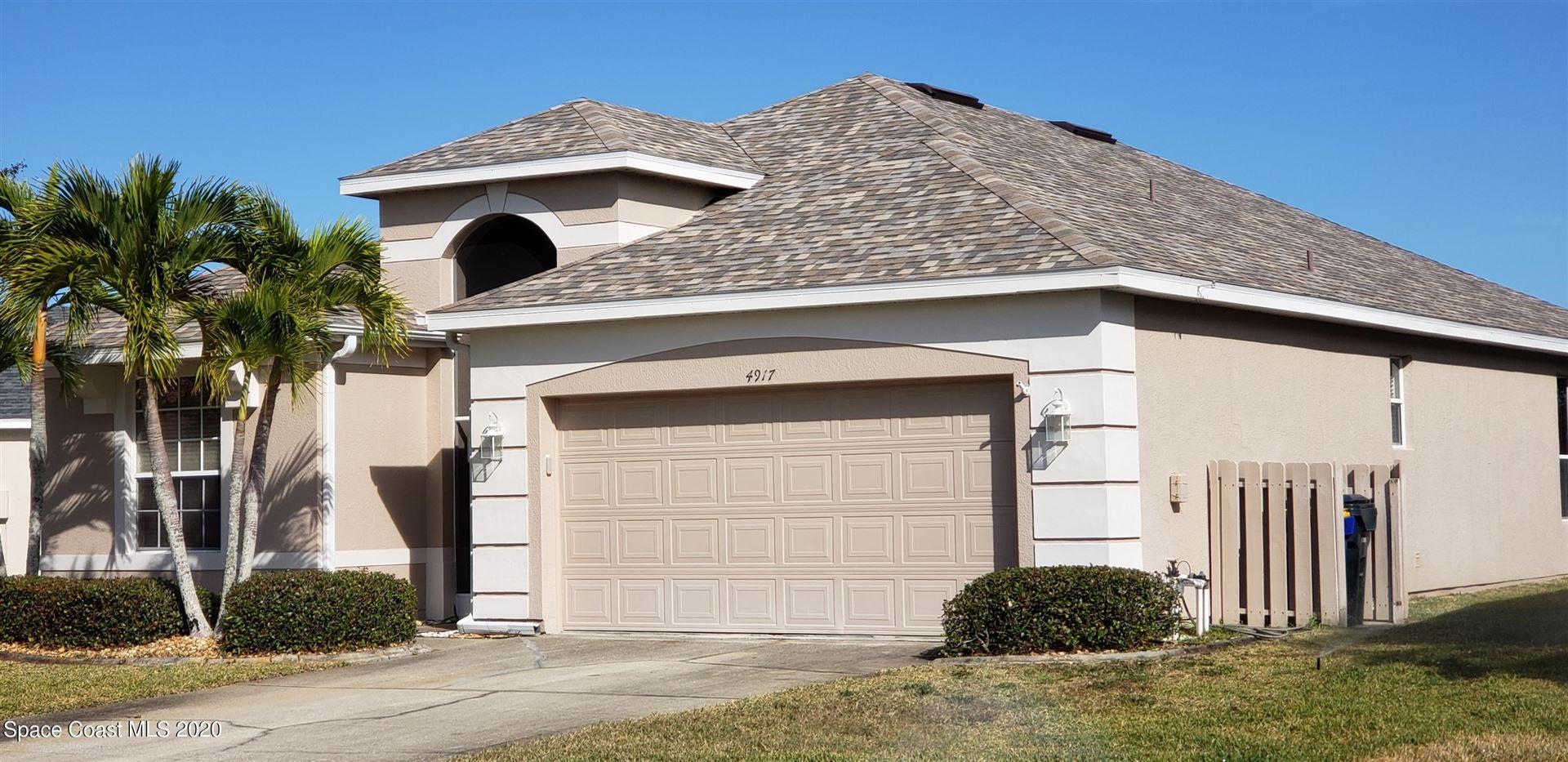 4917 Worthington Circle, Rockledge, FL 32955 - #: 894216