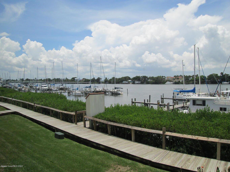 18 Marina Isles Boulevard #105, Indian Harbour Beach, FL 32937 - #: 869220