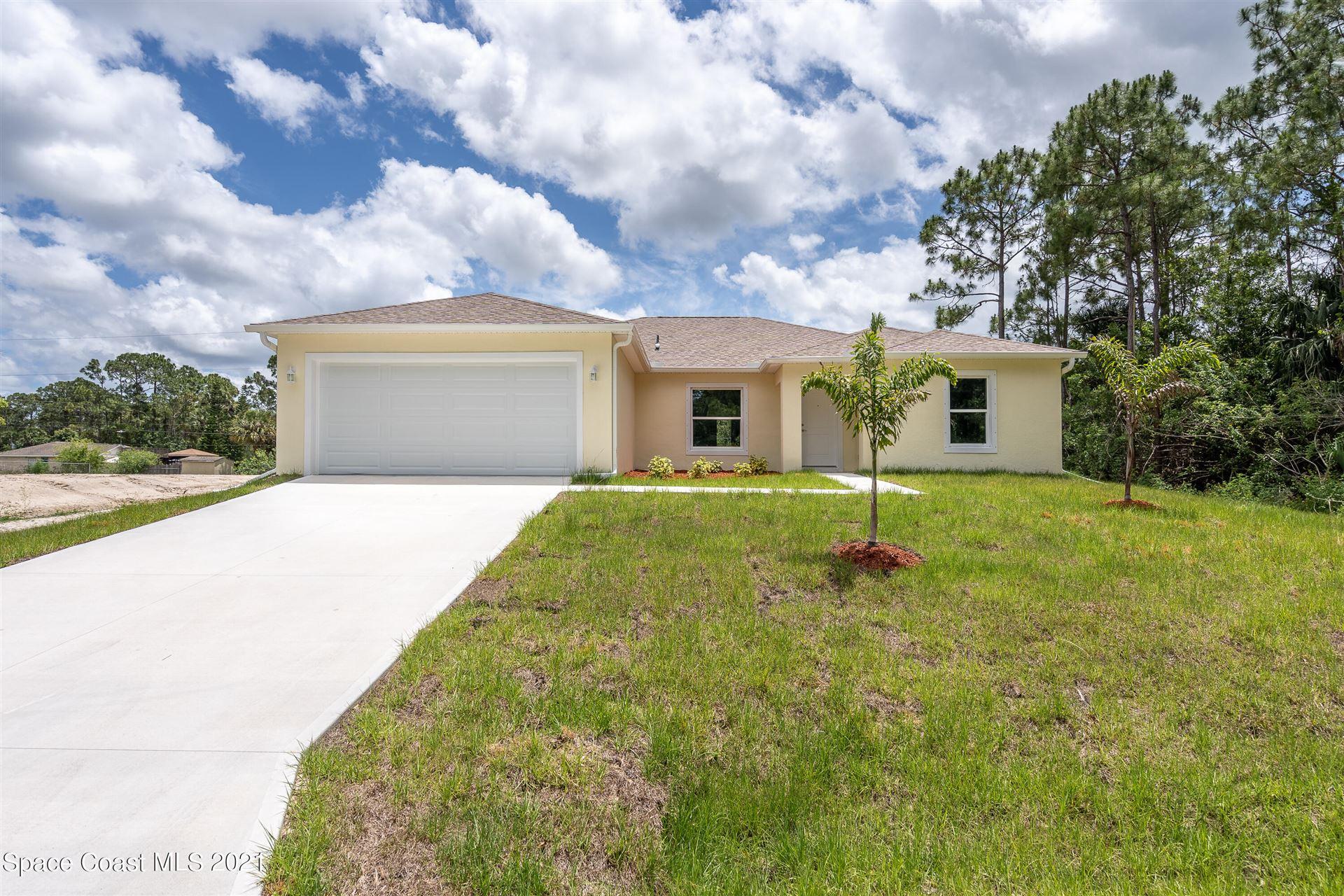 431 Dinner Street, Palm Bay, FL 32907 - #: 909223