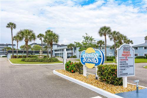 Photo of 3799 S Banana River Boulevard #807, Cocoa Beach, FL 32931 (MLS # 868227)