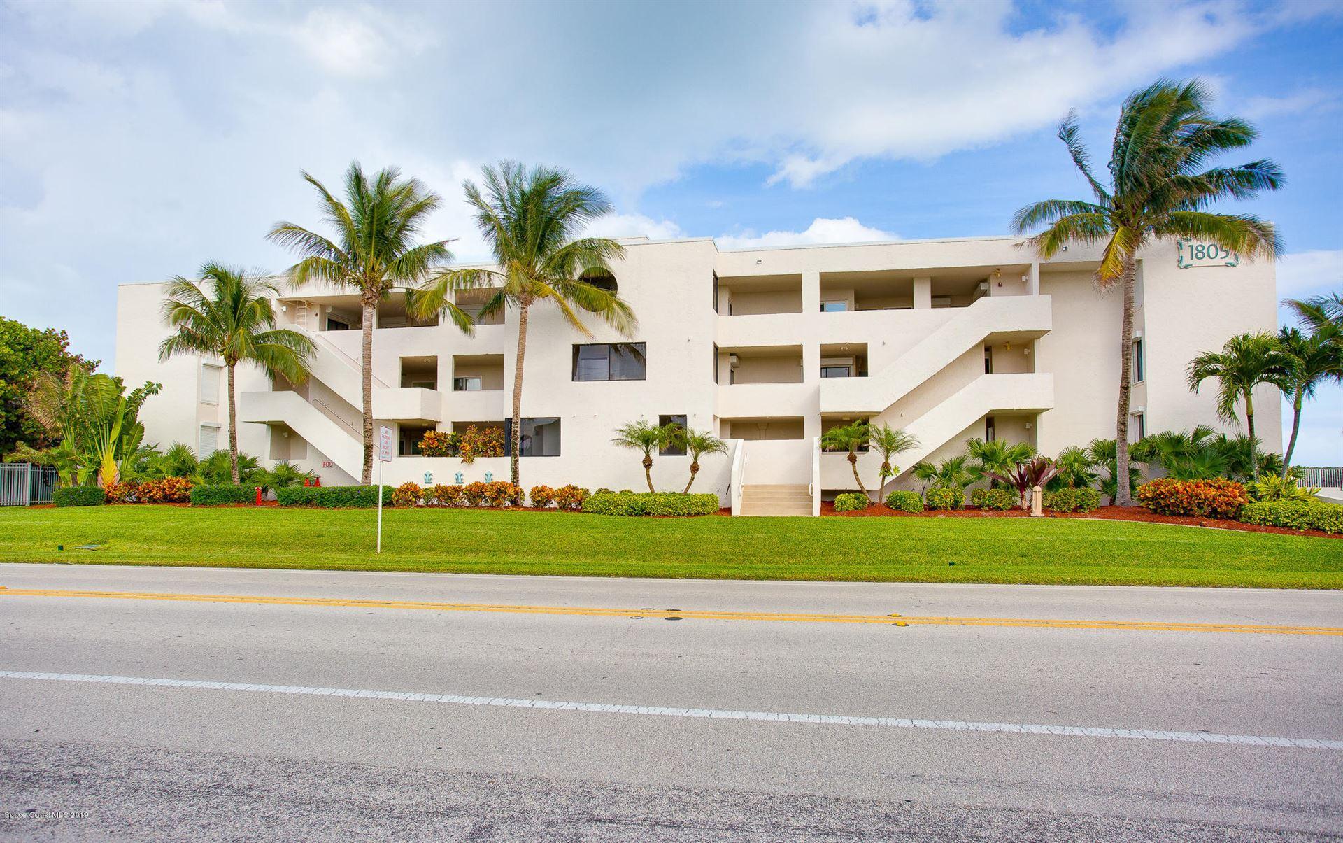 1805 Atlantic Street #122, Indialantic, FL 32951 - #: 862228