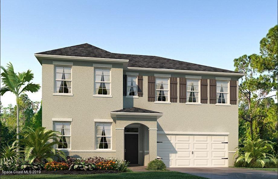 4236 Broomsedge Circle, West Melbourne, FL 32904 - #: 896229