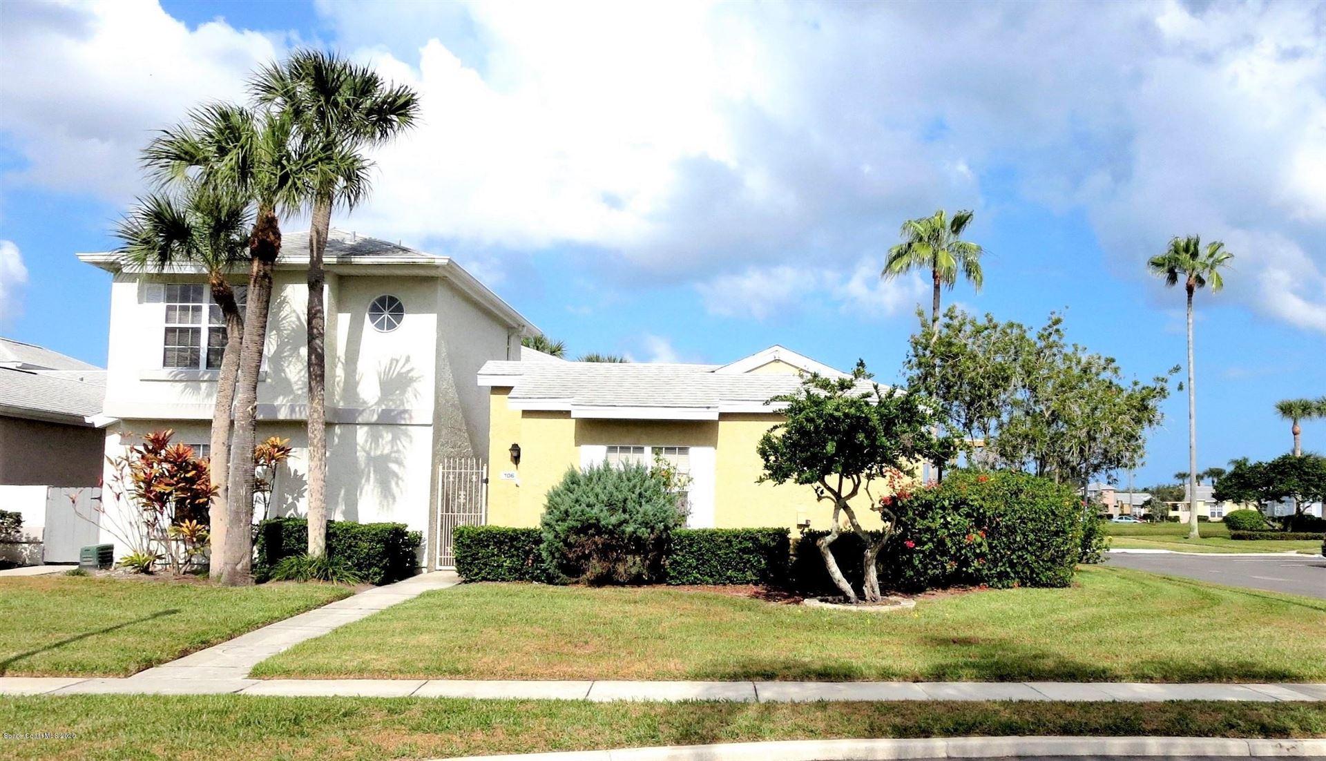 1435 Malibu Circle #106, Palm Bay, FL 32905 - #: 901229