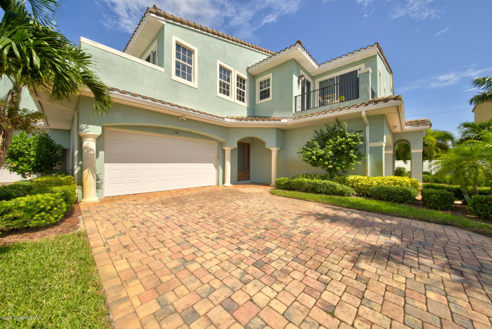126 Mediterranean Way, Indian Harbour Beach, FL 32937 - #: 886230