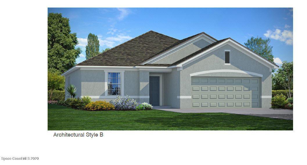 628 Corbin Circle, Palm Bay, FL 32908 - #: 904230