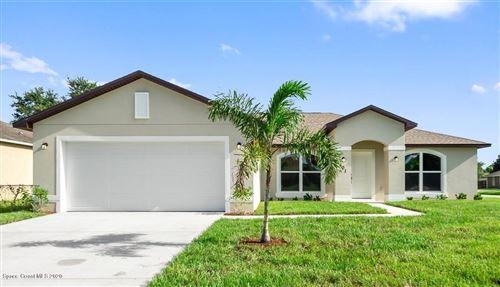 Photo of 1801 Brookside Street, Palm Bay, FL 32907 (MLS # 877232)