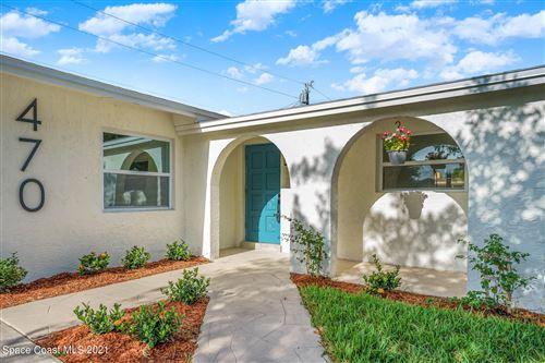 Photo of 470 Temple Street, Satellite Beach, FL 32937 (MLS # 912234)