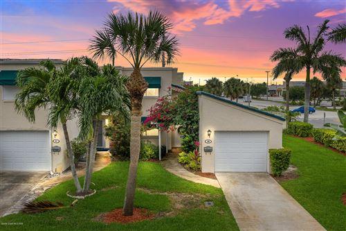 Photo of 39 Emerald Court, Satellite Beach, FL 32937 (MLS # 877235)