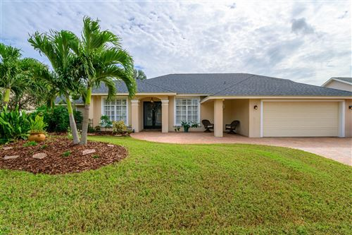 Photo of 190 Martesia Way, Indian Harbour Beach, FL 32937 (MLS # 888237)
