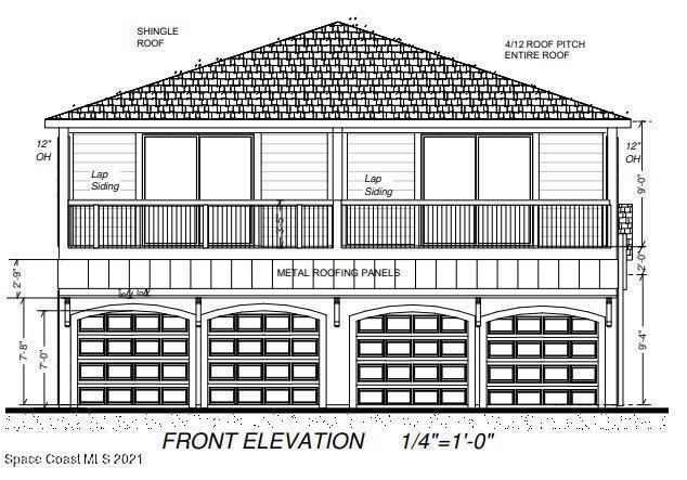 306 Fillmore Avenue, Cape Canaveral, FL 32920 - #: 903237