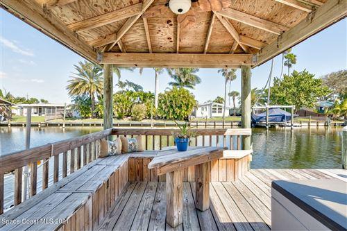 Tiny photo for 115 Chipola Road, Cocoa Beach, FL 32931 (MLS # 902239)
