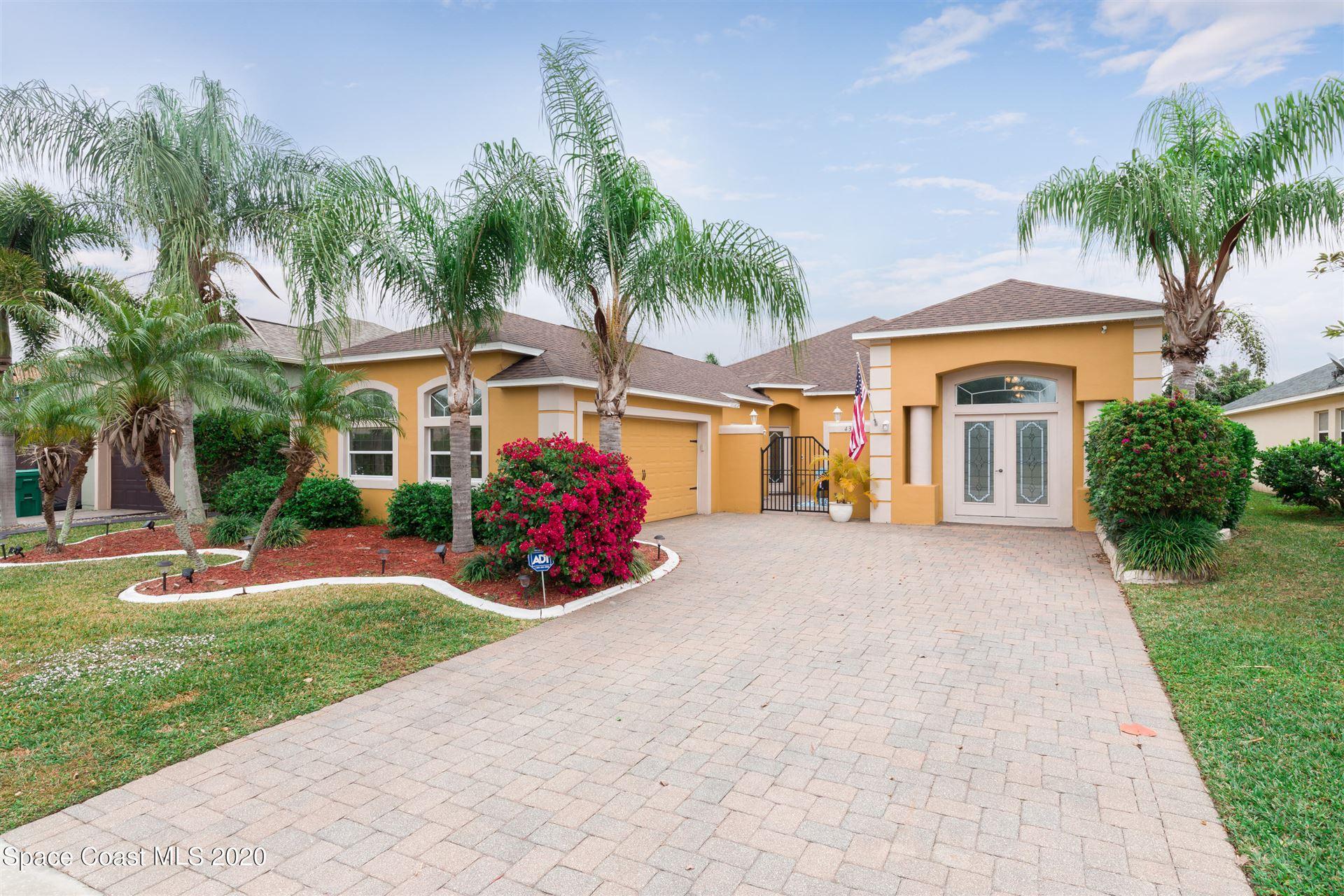 4343 Browning Lane, Rockledge, FL 32955 - #: 895240