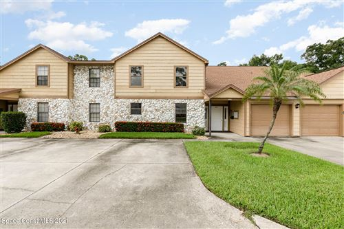 Photo of 9005 Scarsdale Court #27, West Melbourne, FL 32904 (MLS # 912241)