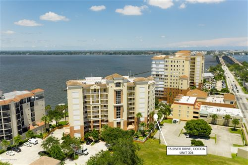 Photo of 15 N Indian River Drive #304, Cocoa, FL 32922 (MLS # 878242)