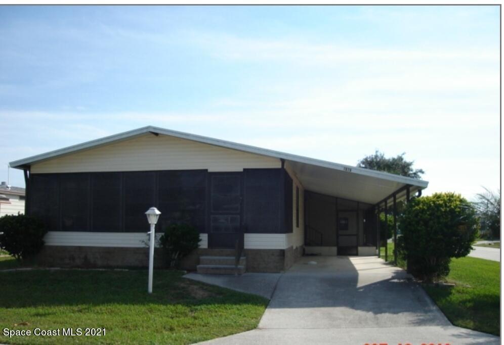 7679 Montauk Avenue #1, Micco, FL 32976 - #: 911243