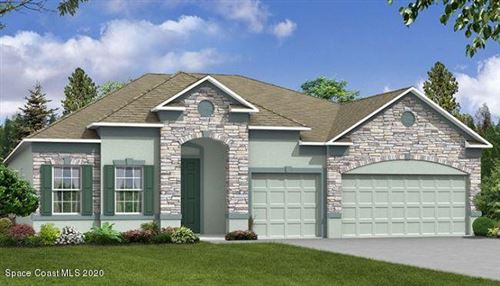 Photo of 3471 Breezy Point Lane, Cocoa, FL 32926 (MLS # 872244)
