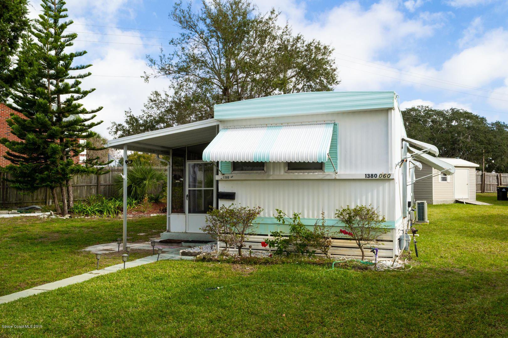 1380 Turkey Creek Drive #60, Palm Bay, FL 32905 - #: 864244