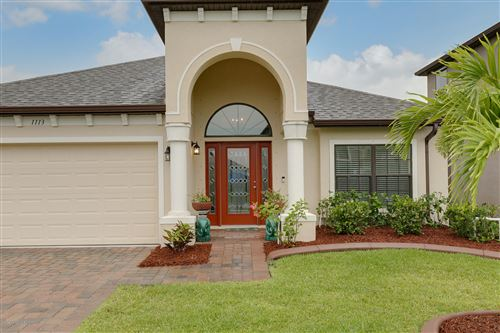 Photo of 1113 Musgrass Circle, West Melbourne, FL 32904 (MLS # 877247)
