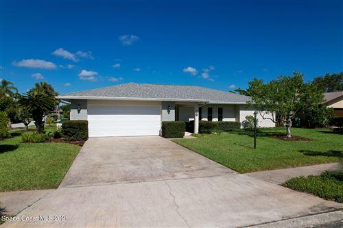 Photo of 16 Judy Court, Satellite Beach, FL 32937 (MLS # 911247)
