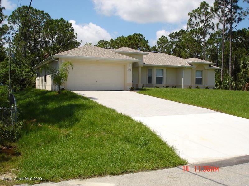 1390 SE Martinez Street, Palm Bay, FL 32909 - #: 890249