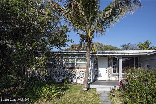 Photo of 262 S Orlando Avenue, Cocoa Beach, FL 32931 (MLS # 902250)
