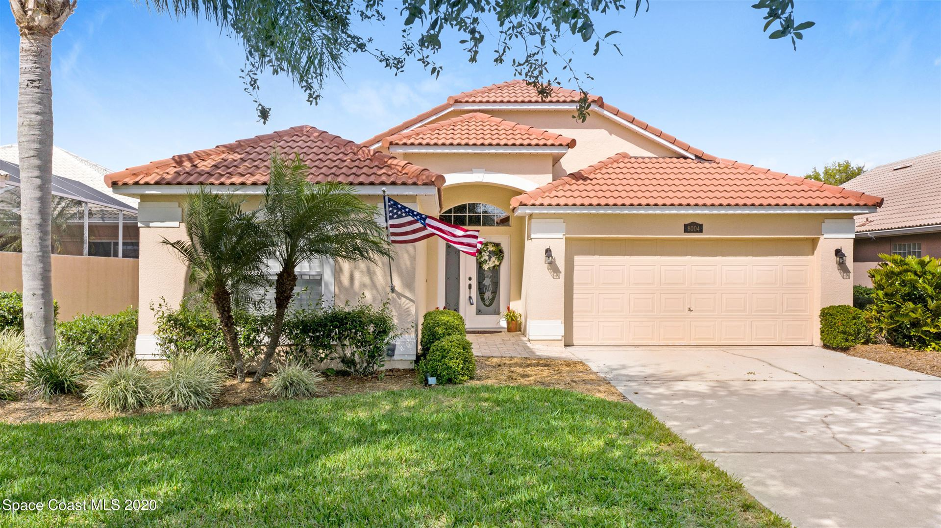 8004 Bradwick Way, Melbourne, FL 32940 - #: 886250