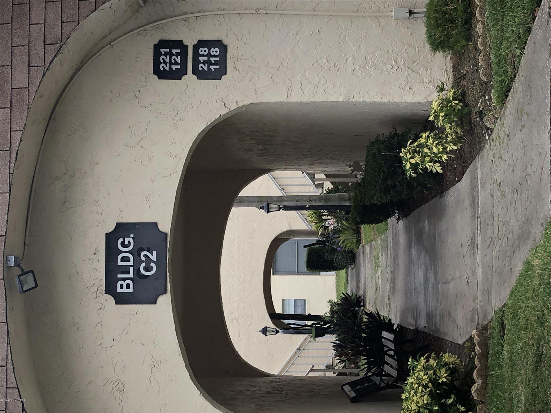 3135 Shady Dell Lane #118, Melbourne, FL 32935 - #: 882253