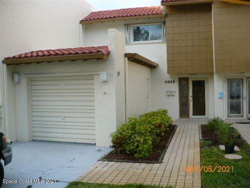 Photo of 1015 Ashley Avenue, Indian Harbour Beach, FL 32937 (MLS # 904254)
