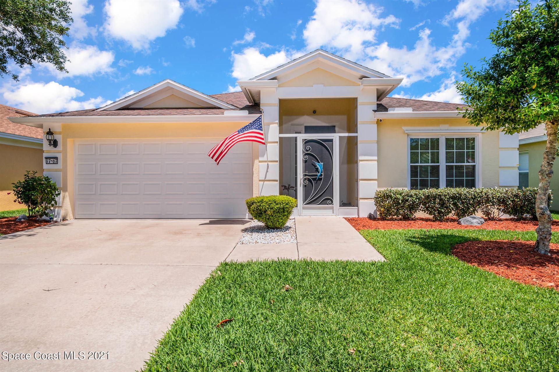 1767 Dittmer Circle, Palm Bay, FL 32909 - #: 902255