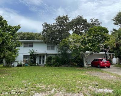1746 Bay Shore Drive, Cocoa Beach, FL 32931 - #: 913255