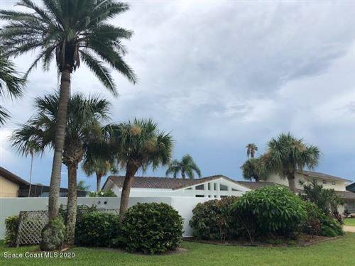 Photo of 35 Yawl Drive, Cocoa Beach, FL 32931 (MLS # 882256)