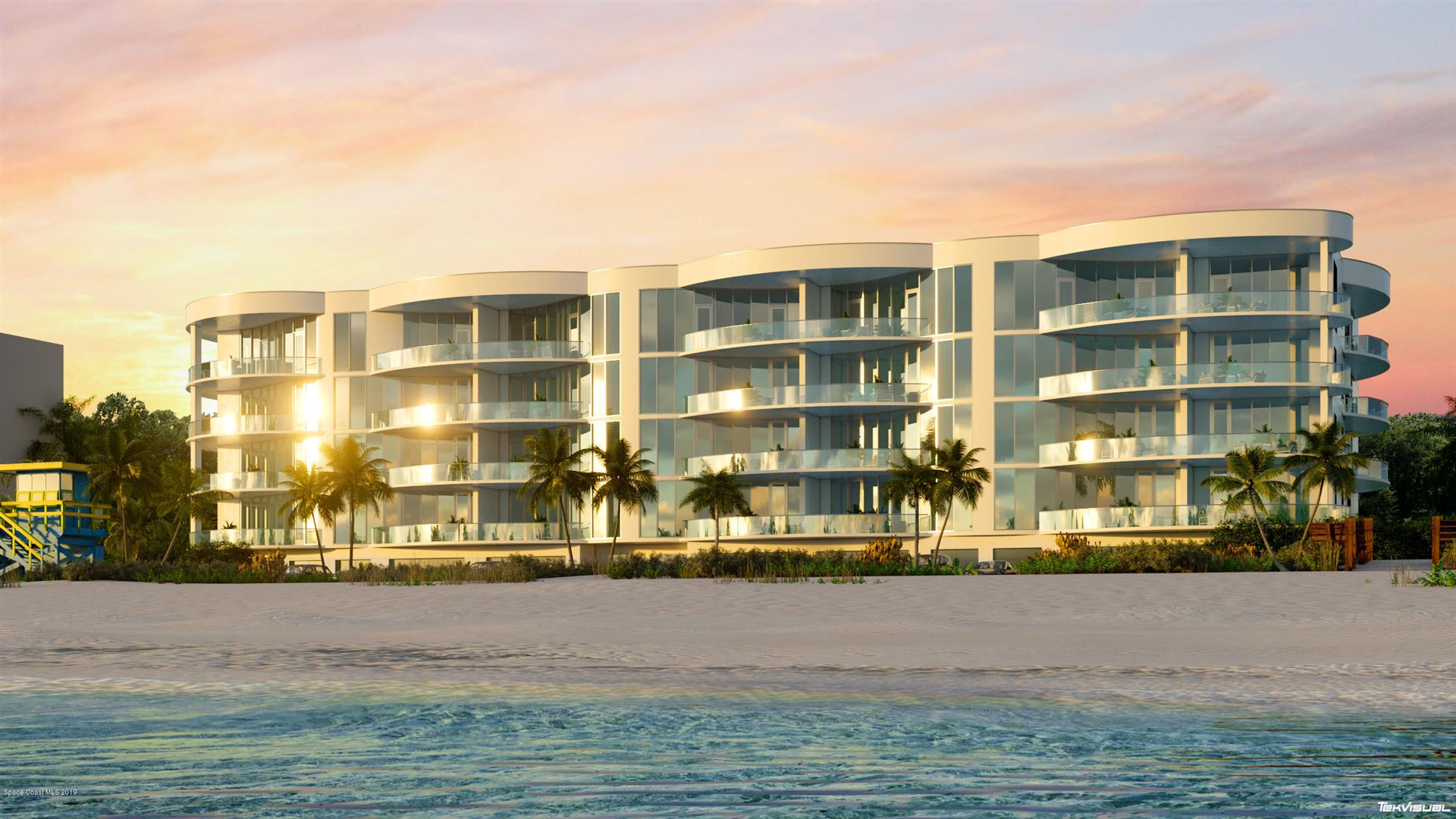 65 N Atlantic Avenue #407, Cocoa Beach, FL 32931 - #: 862257